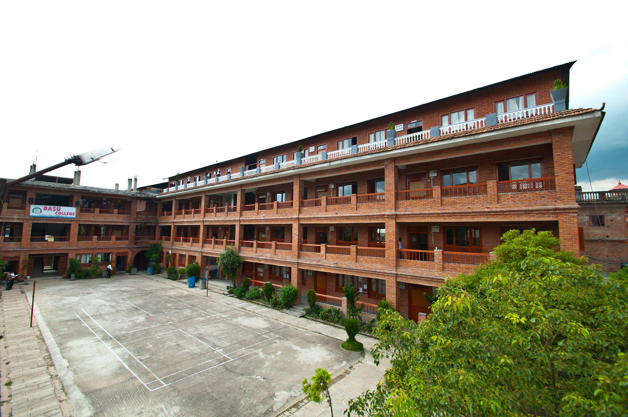 Manakamana English Secondary School